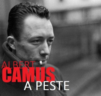 Albert Camus, A peste